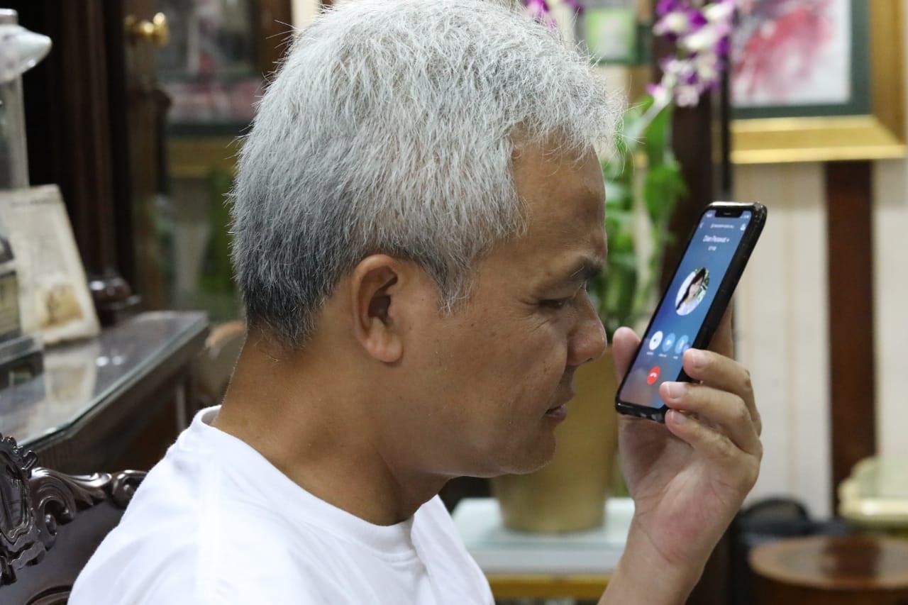 Photo of Viral Penolakan Petugas Medis COVID-19, Ganjar Siapkan Taman Makam Pahlawan