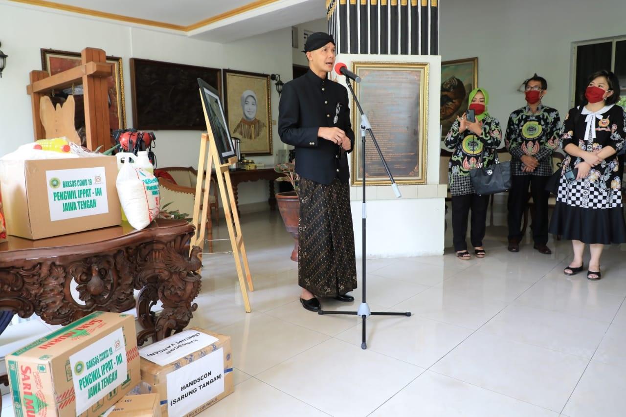 Photo of Notaris PPAT Gotong Royong Bantu Percepat Penanganan Pandemi