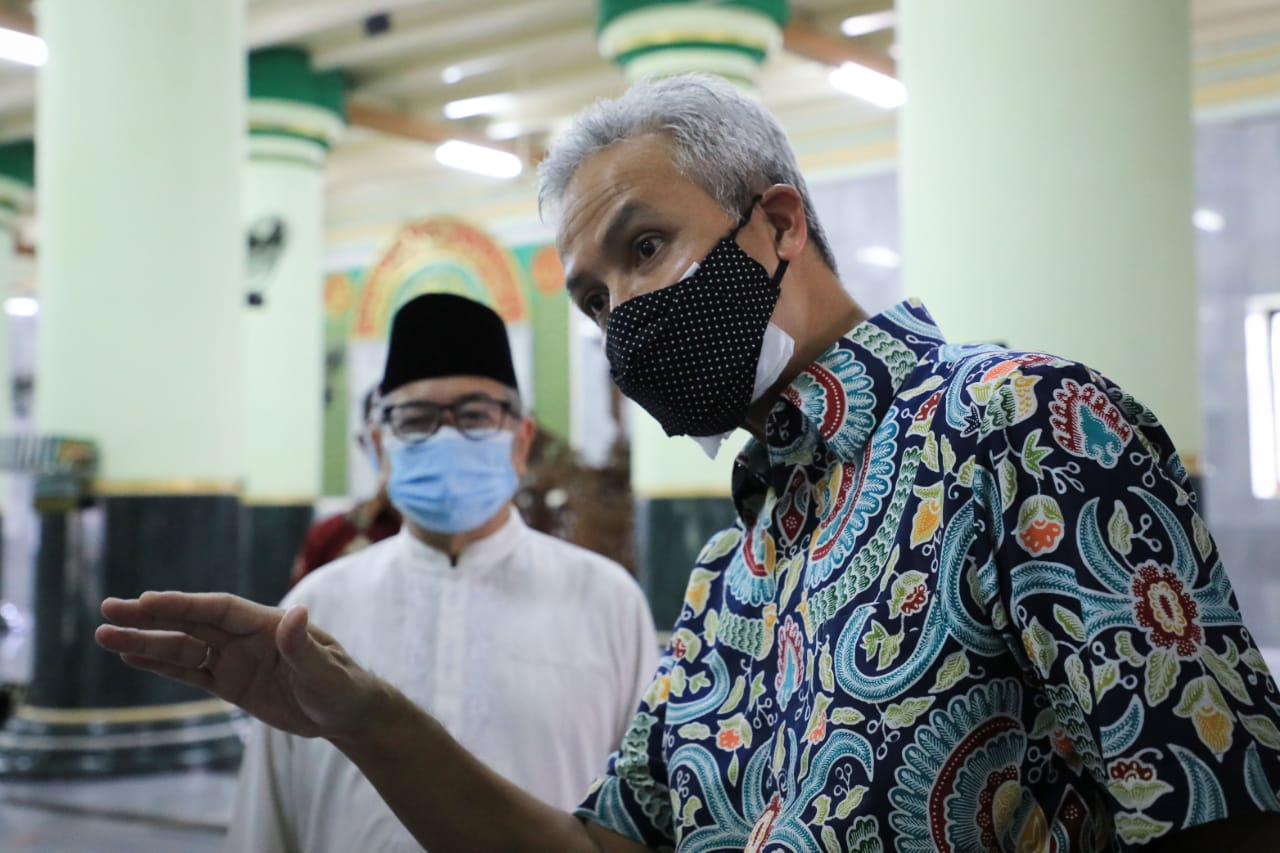 Photo of Jateng Belum Terapkan New Normal, Ganjar: Kita Masih Latihan