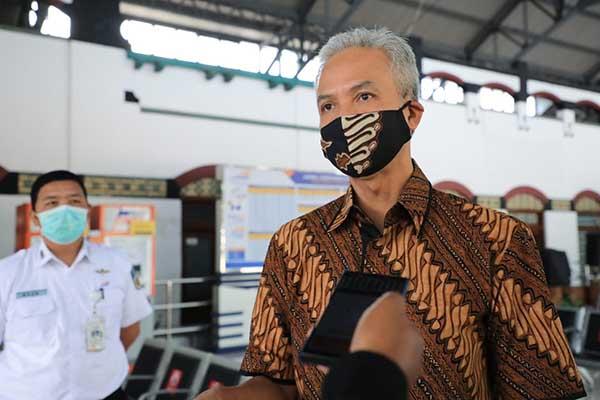 Photo of Ganjar Buktikan Kedaulatan Pangan Bisa Dicapai Ditengah Pandemi.