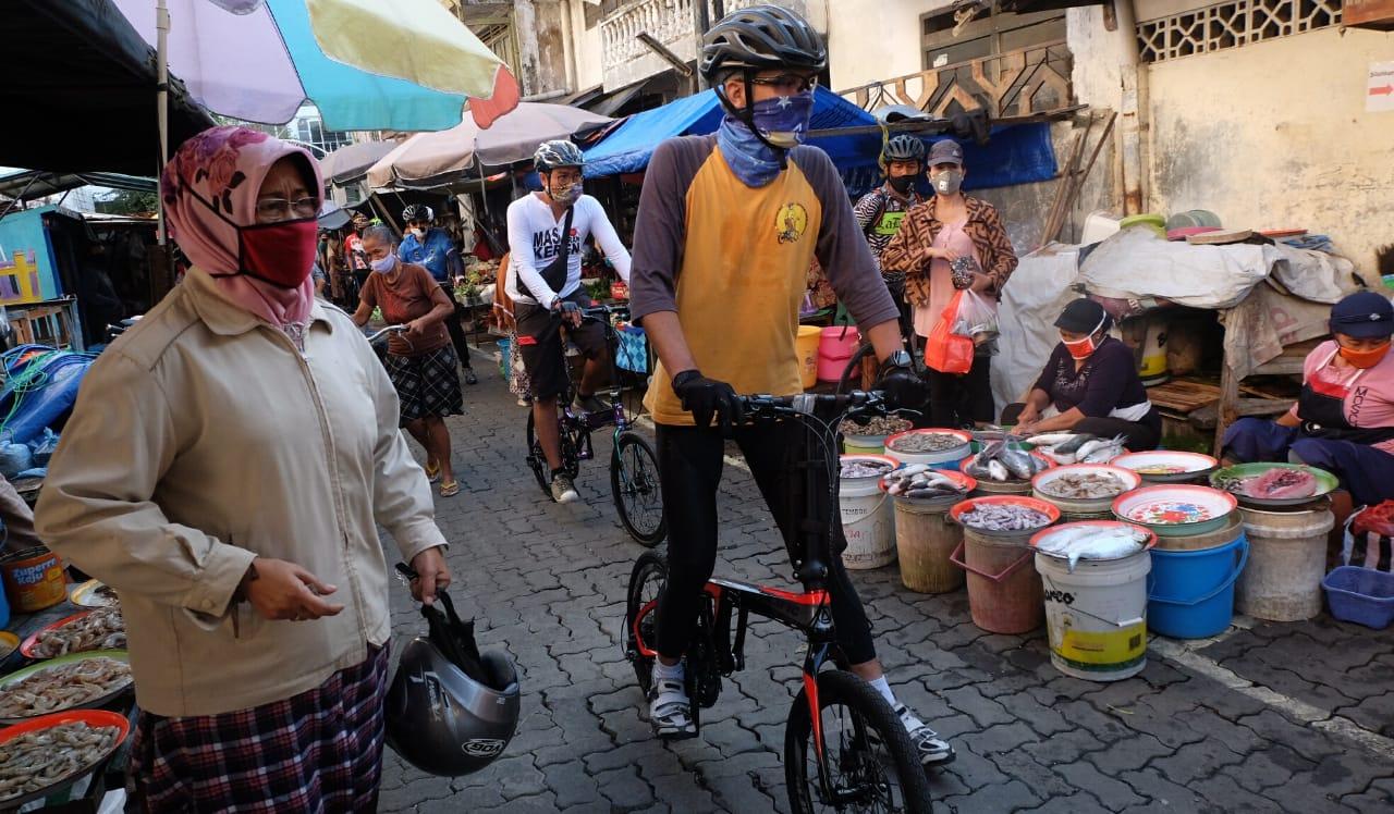 Photo of Tutup Tiga Hari, Pasar Karangayu Mulai Tertata