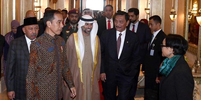 Photo of Masjid Hadiah Pangeran Abu Dhabi Untuk Jokowi Segera Dibangun