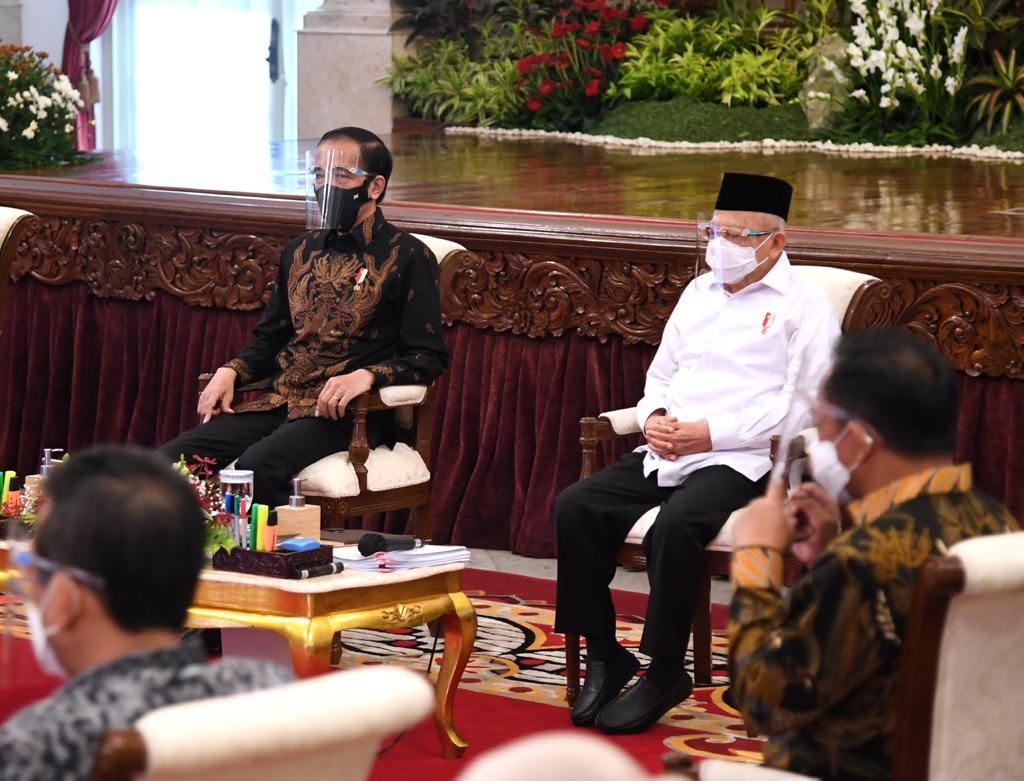 Photo of Fokus Utama Presiden Tangani Pandemi Adalah Kesehatan