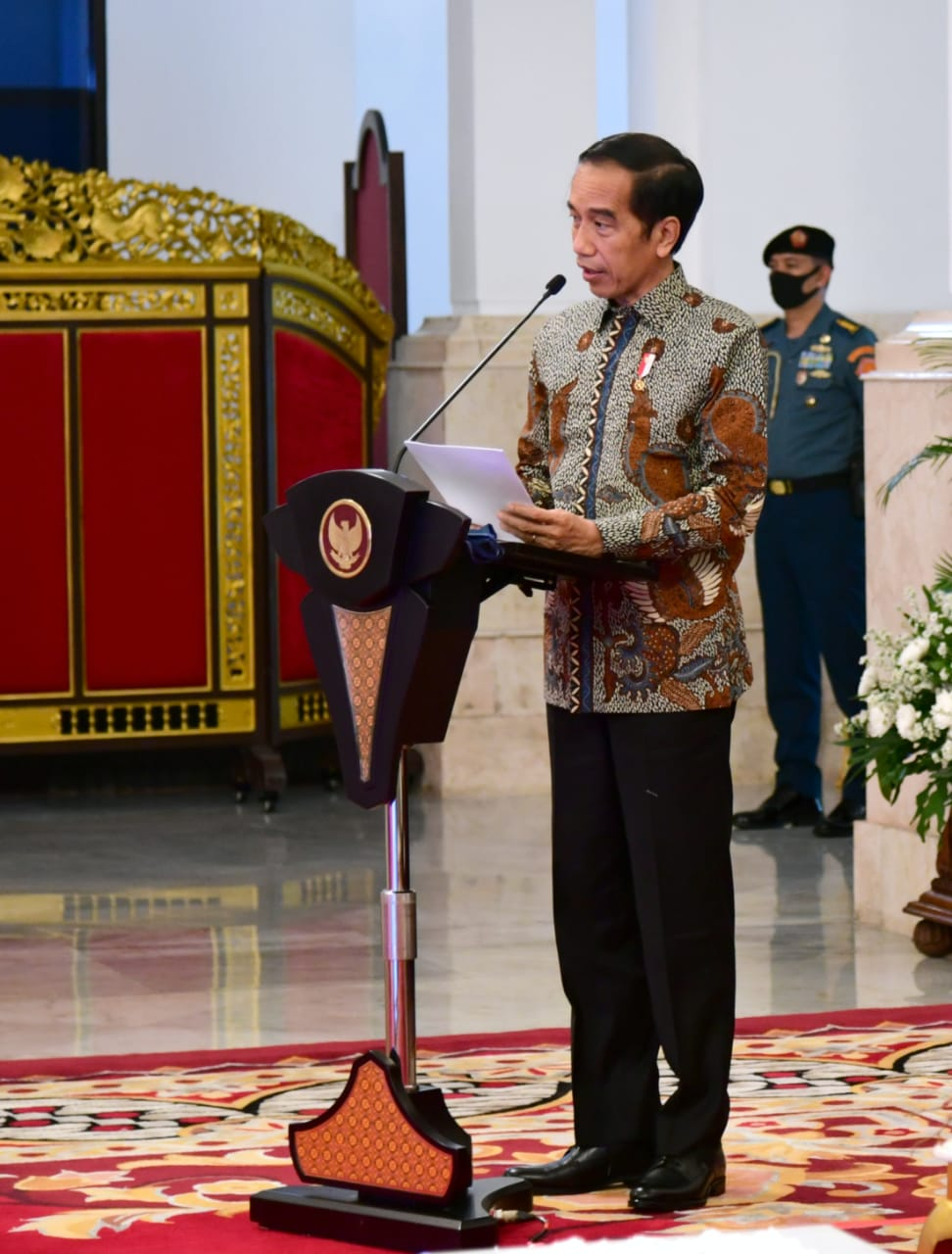 Photo of Jokowi Apresiasi 70 Tahun Hubungan Bilateral Indonesia-Tiongkok