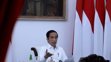 Photo of Jokowi : Perekonomian Desa Harus diperkuat di Tengah Pandemi