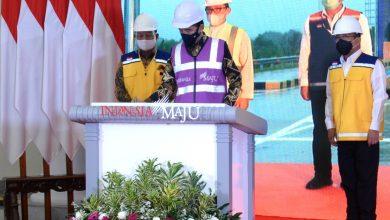 Photo of Presiden Jokowi Resmikan Tol Pekanbaru- Dumai Sepanjang 131,5 KM Secara Virtual
