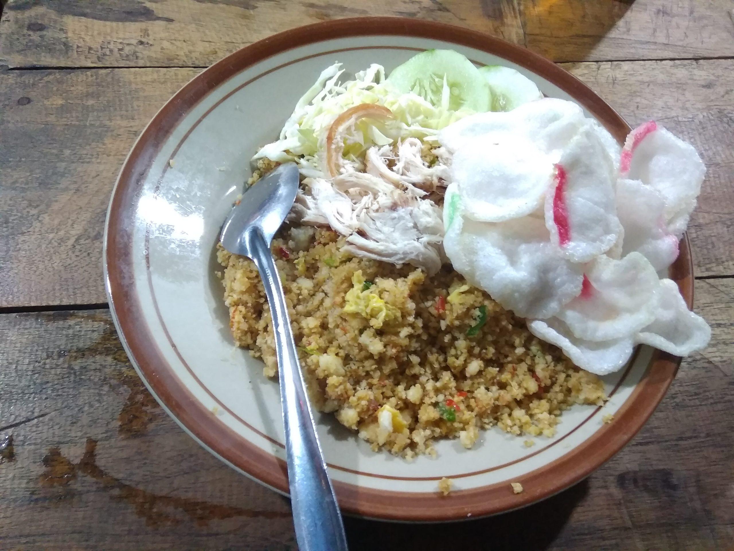 Photo of Nasi Jagung Goreng, kuliner yang satu ini wajib di coba ketika di Blora