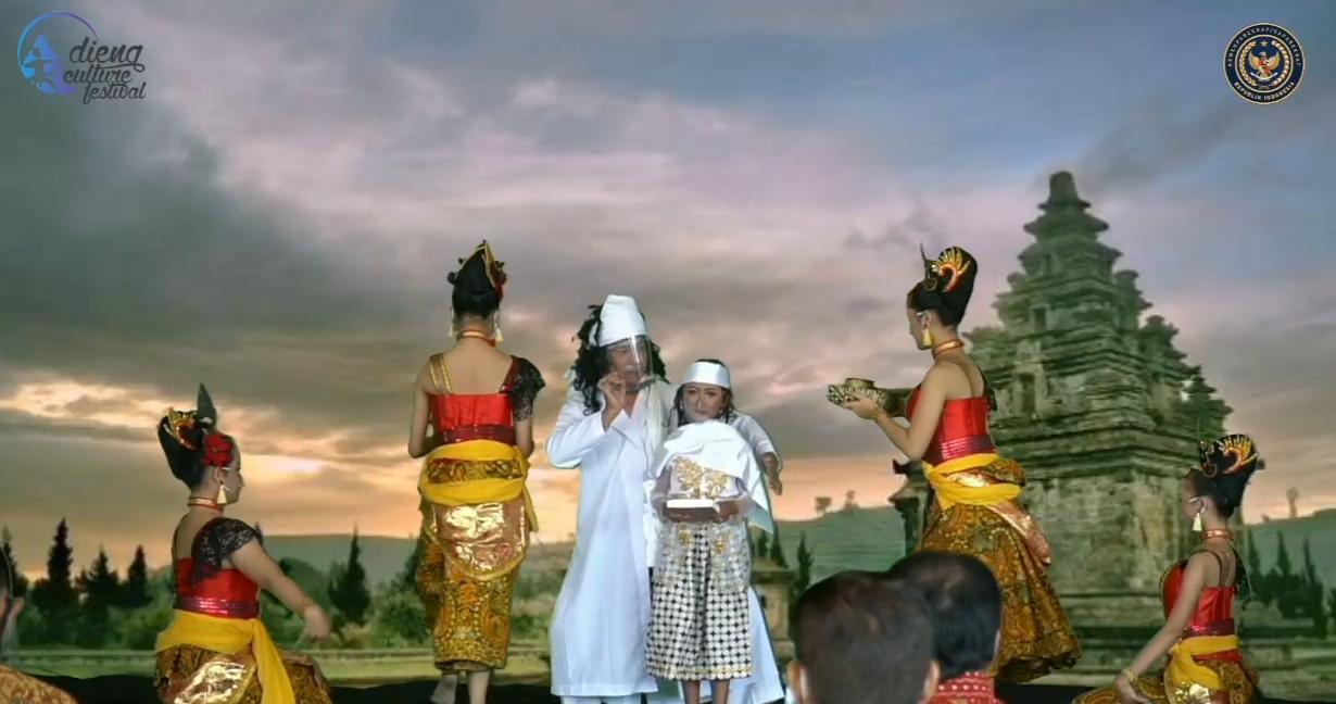 Photo of Dieng Culture Festival 2020 Virtual Resmi Dimulai, Masyarakat Cukup Nonton Dari Rumah