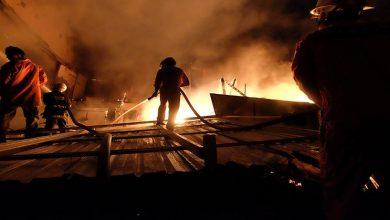 Photo of Gedung Kemensos Terbakar, Diduga karena Adanya Konsleting Listrik