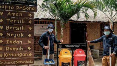 Photo of Kemenparekraf mendorong Peran Serta Masyarakat Dalam Pengembangan Desa Wisata Di Mandalika NTB