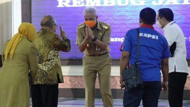 Photo of Ganjar Ajak Rektor, Buruh dan Pengusaha Duduk Bersama Bahas UU Ciptakerja