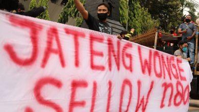 Photo of Forum Guyub Rukun Jateng Gelar Aksi Damai, Tolak Provokasi dan Anarkisme