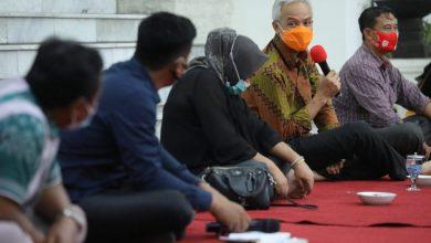 Photo of Belasan Kades Kabupaten Tanah Bumbu Kalsel Sowan Rumdin Jateng