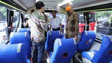 Photo of Ganjar Apresiasi Bus Anti Corona Karya Warga Jateng
