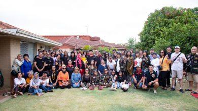 Photo of Sosialisasi Relawan DGP (Dulur Ganjar Pranowo ) For Presiden 2024 Beserta Warga Indonesia di Australia