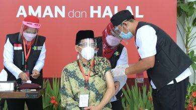 Photo of Rois Syuriah PBNU: Tak Perlu Takut, Yakin Bahwa Vaksin Ini Sesuatu yang Halal dan Aman