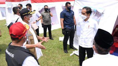 Photo of Presiden Kunjungi Posko Pengungsian Mamuju dan Pastikan Bantuan bagi Warga Terdampak Gempa