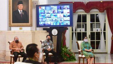 Photo of Presiden Jokowi Hadiri Puncak Peringatan Hari Pers Nasional 2021