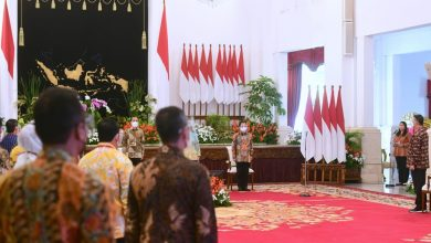 Photo of Presiden Jokowi Buka Munas VI Apeksi secara Virtual di Istana Negara