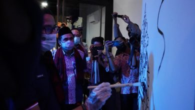 Photo of Menteri Parekraf Resmikan Creative Hub Kota Lama Semarang