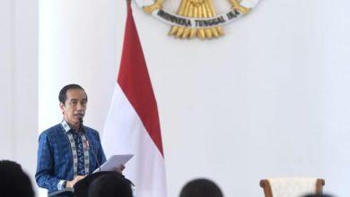 Photo of Jokowi Ajak Generasi Muda Kerja Keras Hadapi Dampak Pandemi