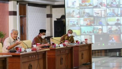 Photo of Popda Jateng 2021 Virtual, Ganjar Beri Lampu Hijau