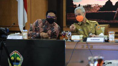 Photo of Ganjar Pranowo Pastikan 35 Kota/ Kabupaten Kompak Soal Pelarangan Mudik
