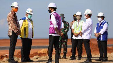 Photo of Ganjar Dampingi Jokowi Cek Pembangunan Kawasan Industri di Batang