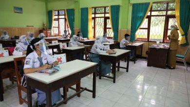 Photo of Senangnya Siswa di Jateng Bisa Belajar Tatap Muka
