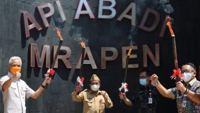 Photo of Ganjar Pranowo Berhasil Hidupkan Api Abadi Mrapen