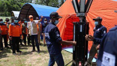 Photo of Simulasi, Warga Kebumen Gotong-Royong Selamatkan Diri Dari Bencana Alam