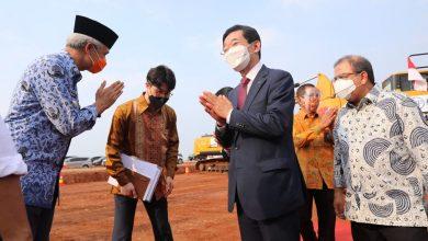 Photo of Pabrik Kaca Terbesar Se-Asia Tenggara Dibangun di Batang, Ganjar ; Yang Lain Segera Menyusul