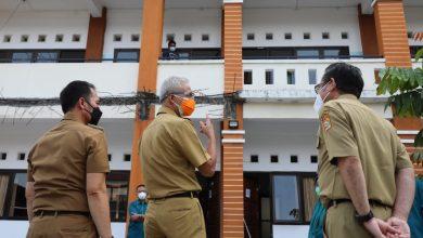 Photo of Cek Penanganan Covid-19 di Kudus, Ganjar Temukan Pelanggaran SOP Berat