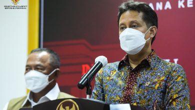 Photo of Menkes: Cakupan Vaksinasi Kembali Tembus 500 Ribu Per Hari
