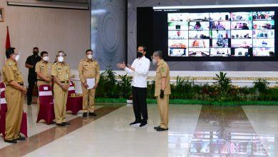 Photo of Jokowi Dorong Kerjasama antar Daerah Tangani Pandemi Covid-19