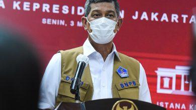 Photo of Doni Monardo Ajak Semua Pihak Bekerja Keras Dukung Kebijakan Peniadaan Mudik