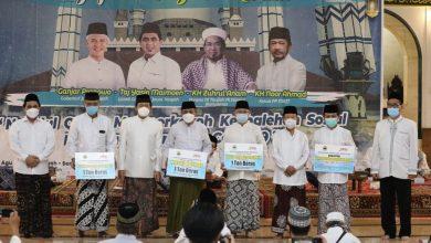 Photo of Pemprov Jateng Salurkan Rp 281 M Untuk Guru Agama dan Madrasah Aliyah