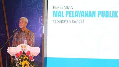 Photo of Resmikan Mal Pelayanan Publik Kendal, Ganjar ; Jangan Sia-Siakan !