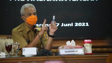 Photo of Ganjar Dorong Kabupaten/Kota untuk Tambah Tempat Tidur dan Rumah Sakit Darurat