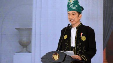 Photo of Presiden Jokowi Pimpin Upacara Peringatan Hari Lahir Pancasila