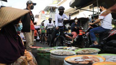 Photo of Ganjar Sosialisasi Prokes ke Gang-gang Sempit dan Semangati Tenaga Kesehatan yang Menangani Covid-19