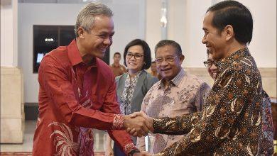 Photo of Ganjar Pranowo Ucapkan Selamat Ulang Tahun untuk Presiden Jokowi ke-60