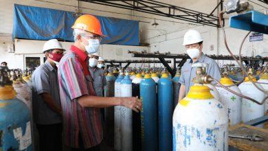 Photo of Sidak Distributor Oksigen, Ganjar ; Alhamdulillah Produksinya Lancar