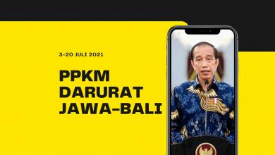 Photo of PPKM Darurat Berlaku 3-20 Juli 2021, Ini Aturan Lengkapnya