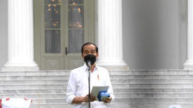 Photo of Jokowi Luncurkan 300 Ribu Paket Obat Isoman Gratis
