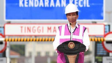 Photo of Jokowi Resmikan Jalan Tol Dalam Kota Pulo Gebang-Kelapa Gading