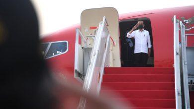 Photo of Kunjungan Kerja ke Kaltim, Jokowi Akan Tinjau Vaksinasi dan Resmikan Tol