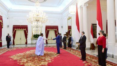 Photo of Jokowi Terima Surat Kepercayaan Empat Dubes Negara Sahabat