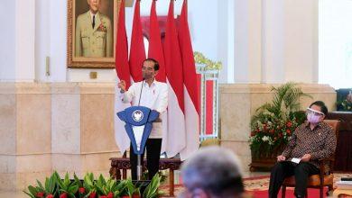 Photo of Wanti-wanti Jokowi ke Pengusaha: Tetap Waspada, Pandemi Belum Berakhir
