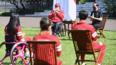 Photo of Presiden Jokowi Bagi-bagi Bonus Miliaran untuk Atlet Paralimpiade Tokyo 2020